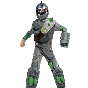 Rubie's Skylander's GIANTS Crusher Costume NWT